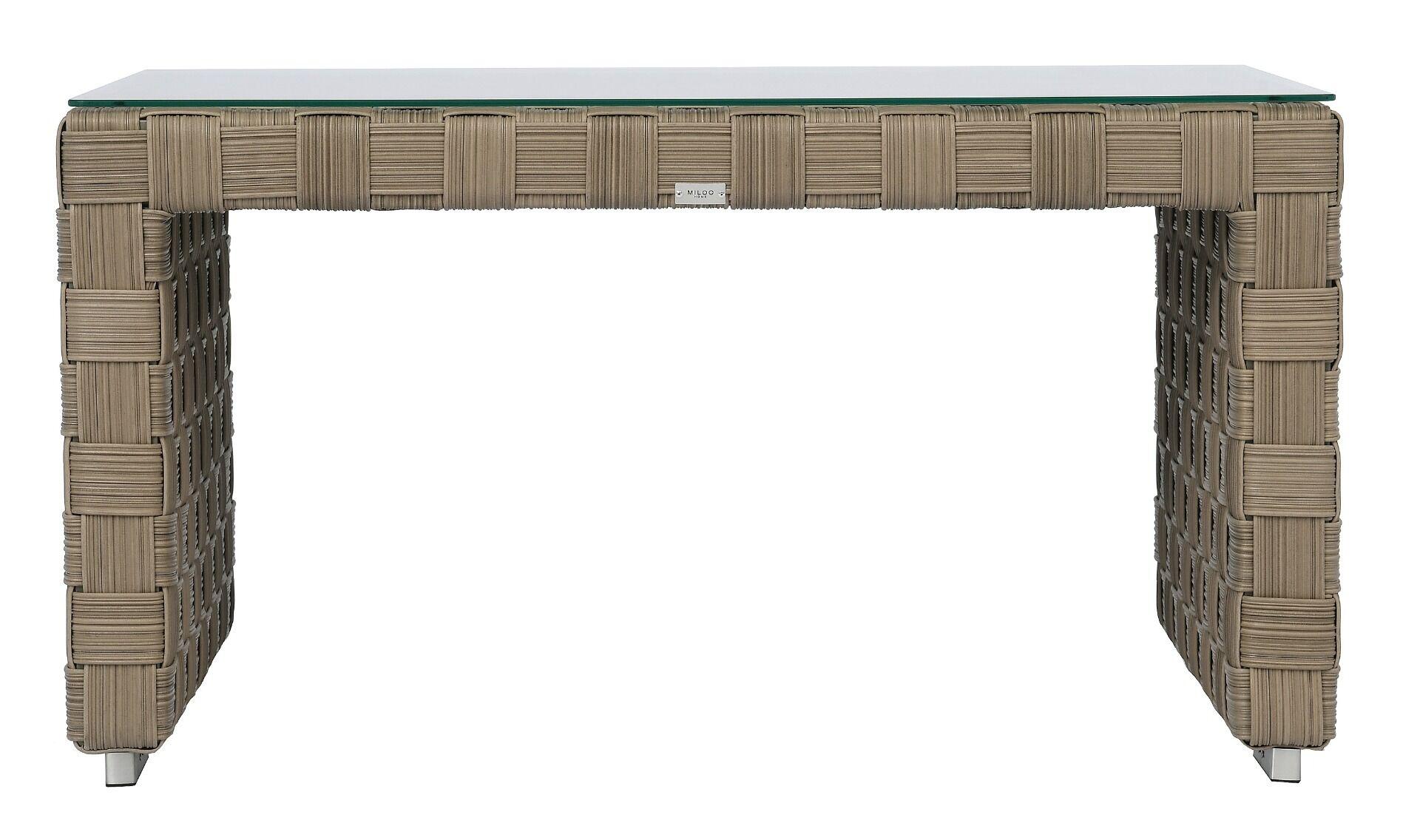Zestaw mebli ogrodowych Moma 5-elementów 228x92x61cm