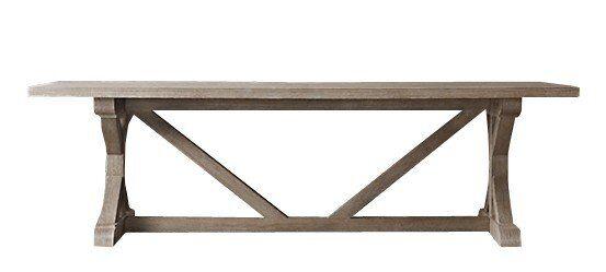 Stół rozkładany Mopatis 220/280x100x78 cm