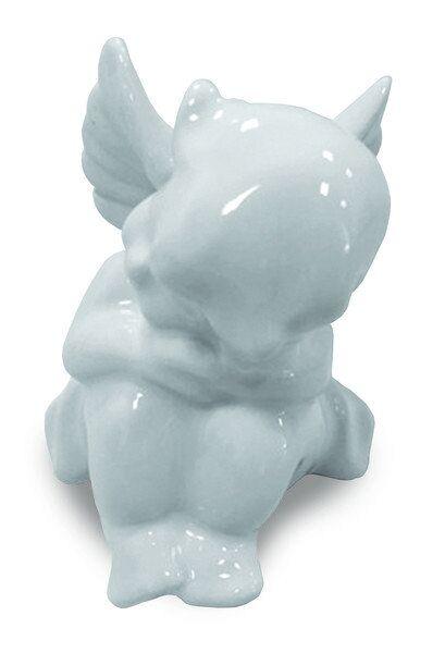 Figurka biały aniołek 7cm