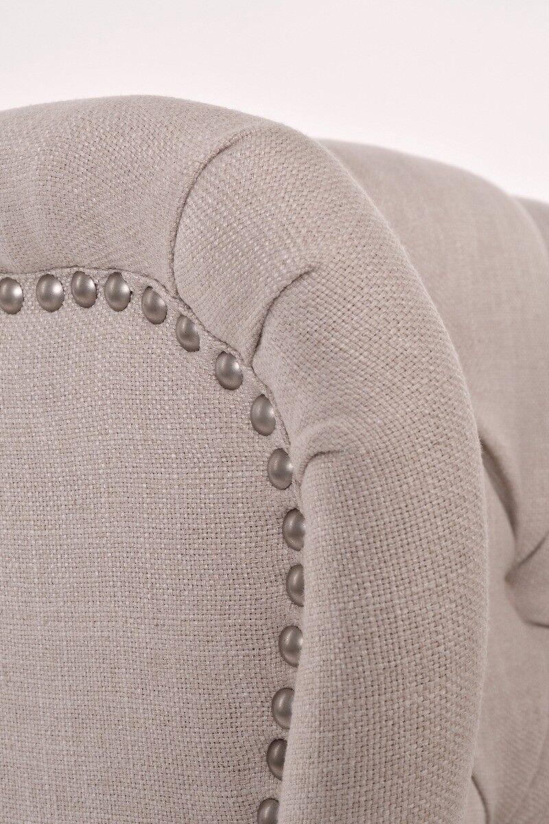 Krzesło pikowane Elros 45x61x101cm
