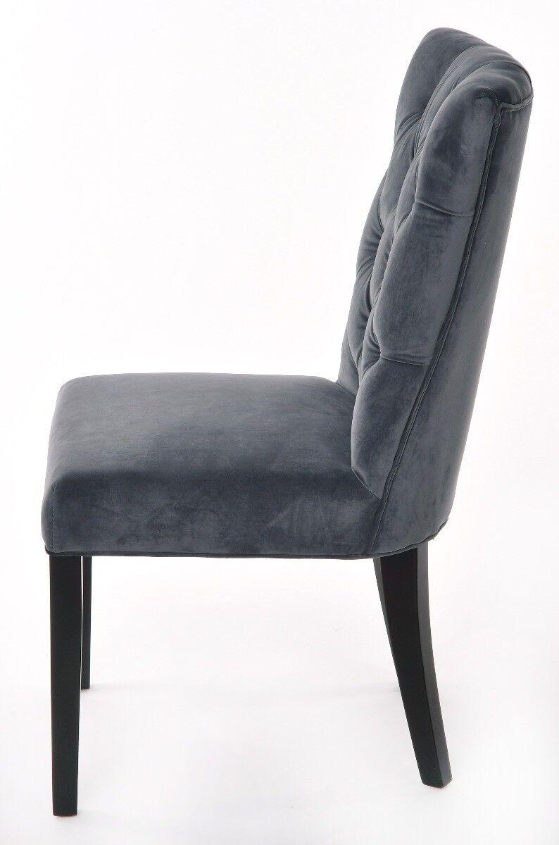 Krzesło pikowane Estel 55x67x99cm