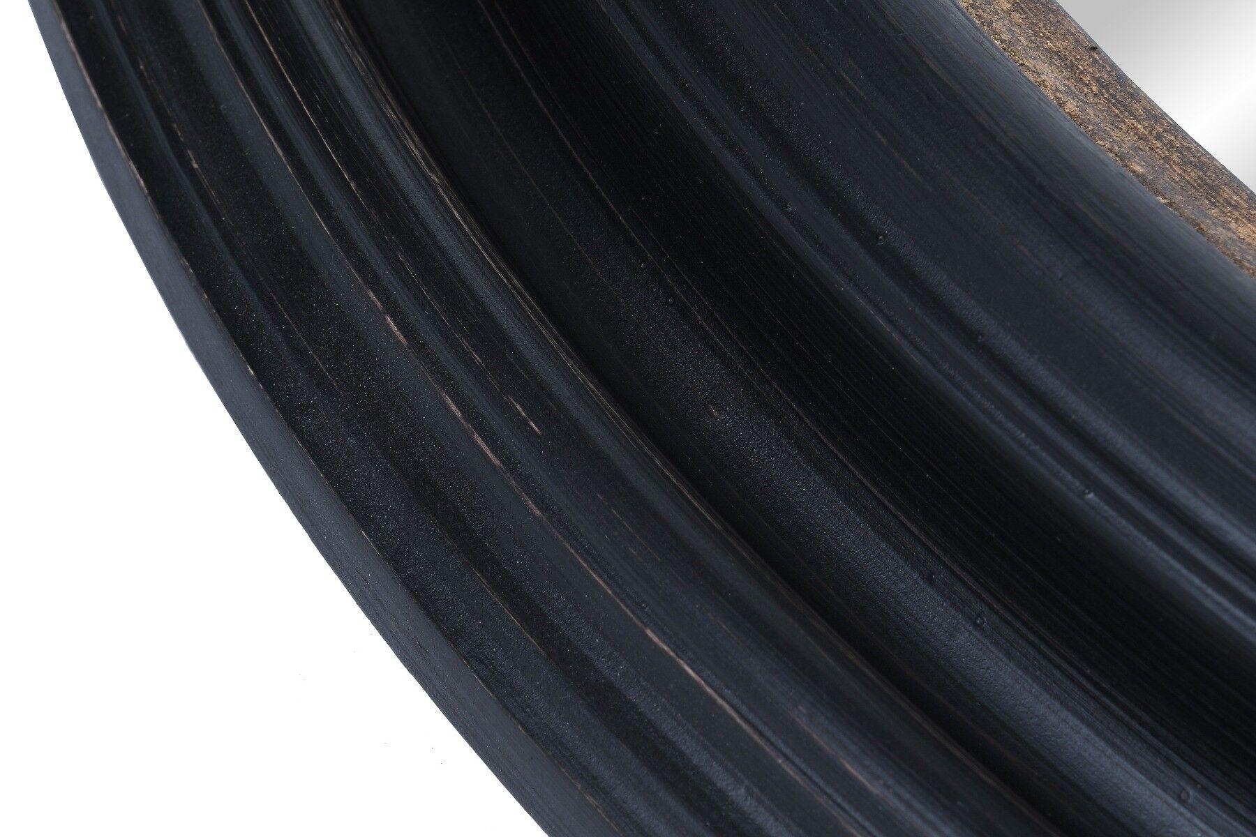 Lustro Doblado Black XL 88x88 cm