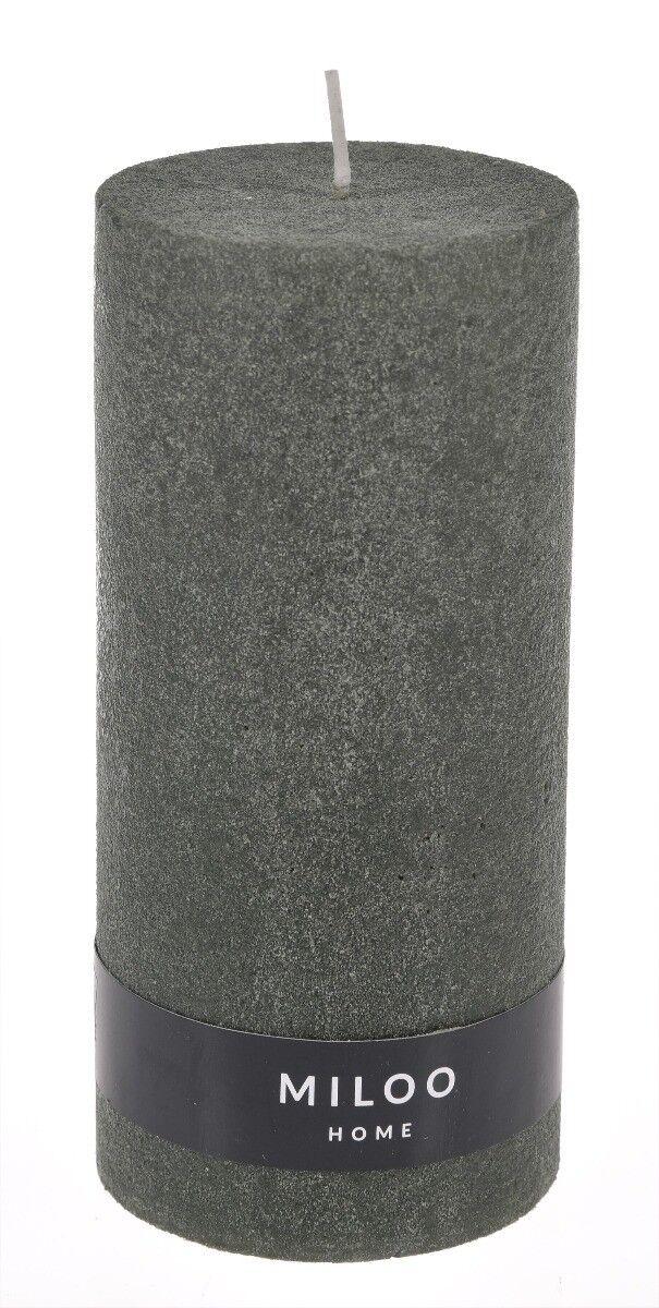 Świeca Velour 15x15x7 cm