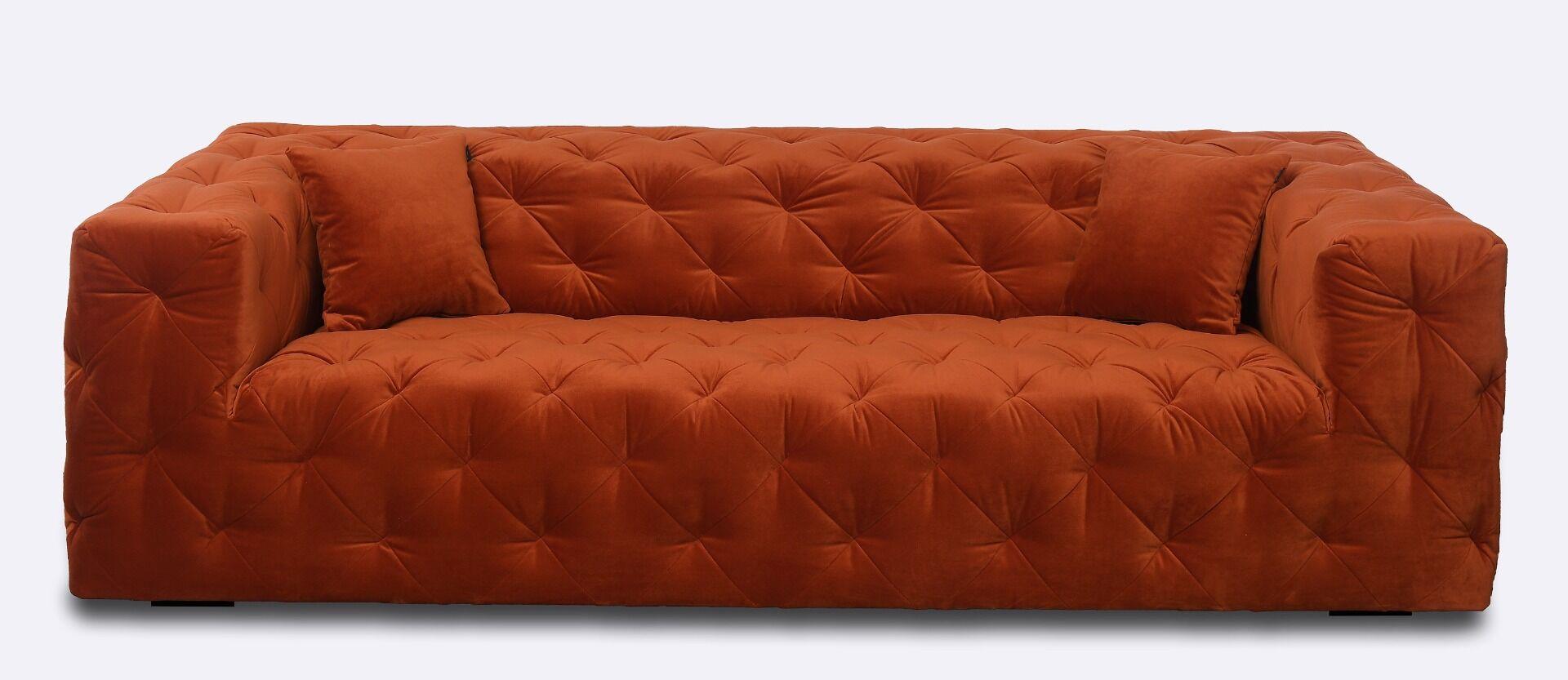 Sofa Temple 2,5os. 222x107x70cm