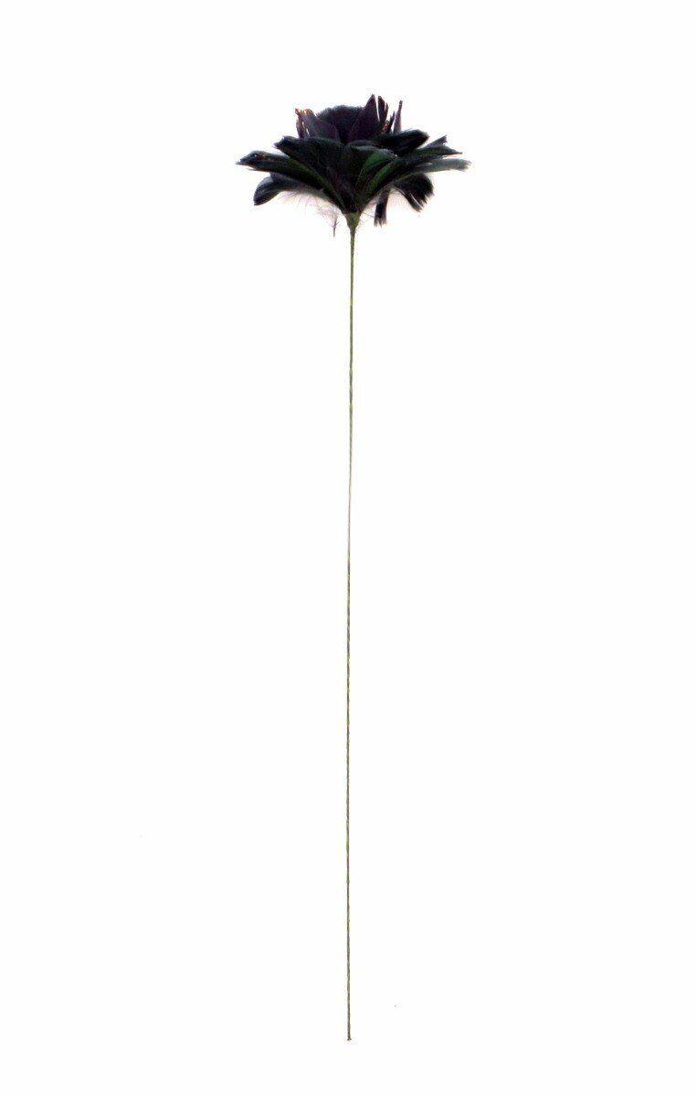 Kwiat z piór Mystery 55cm
