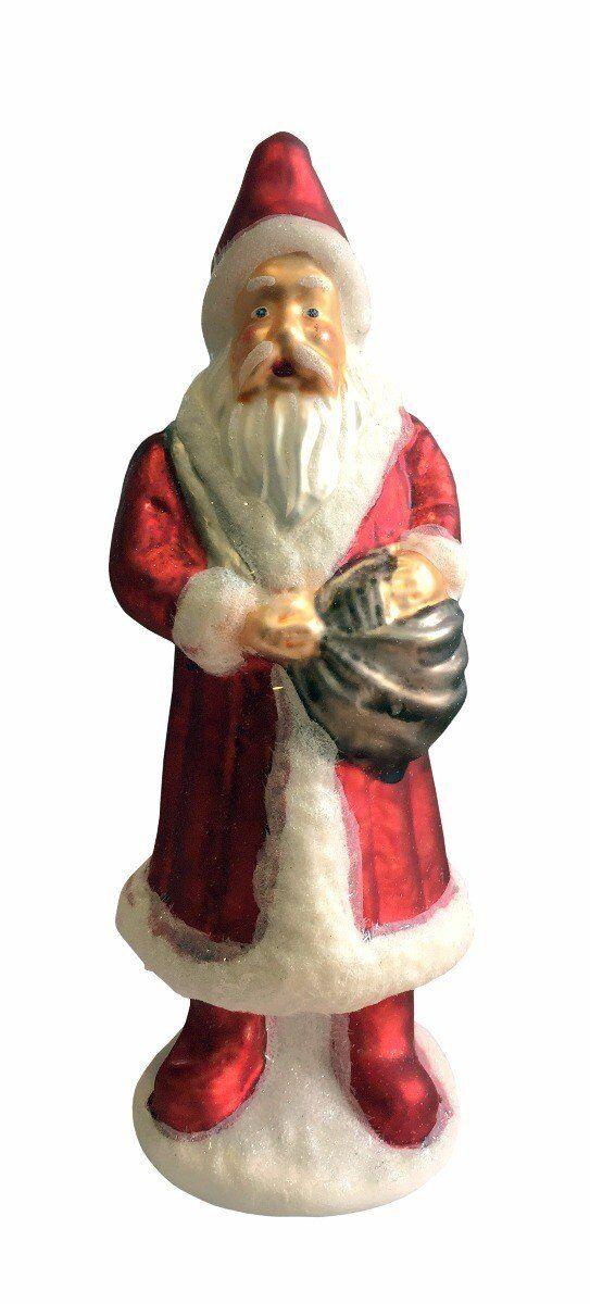 Figurka Święty Mikołaj 9x24x4cm