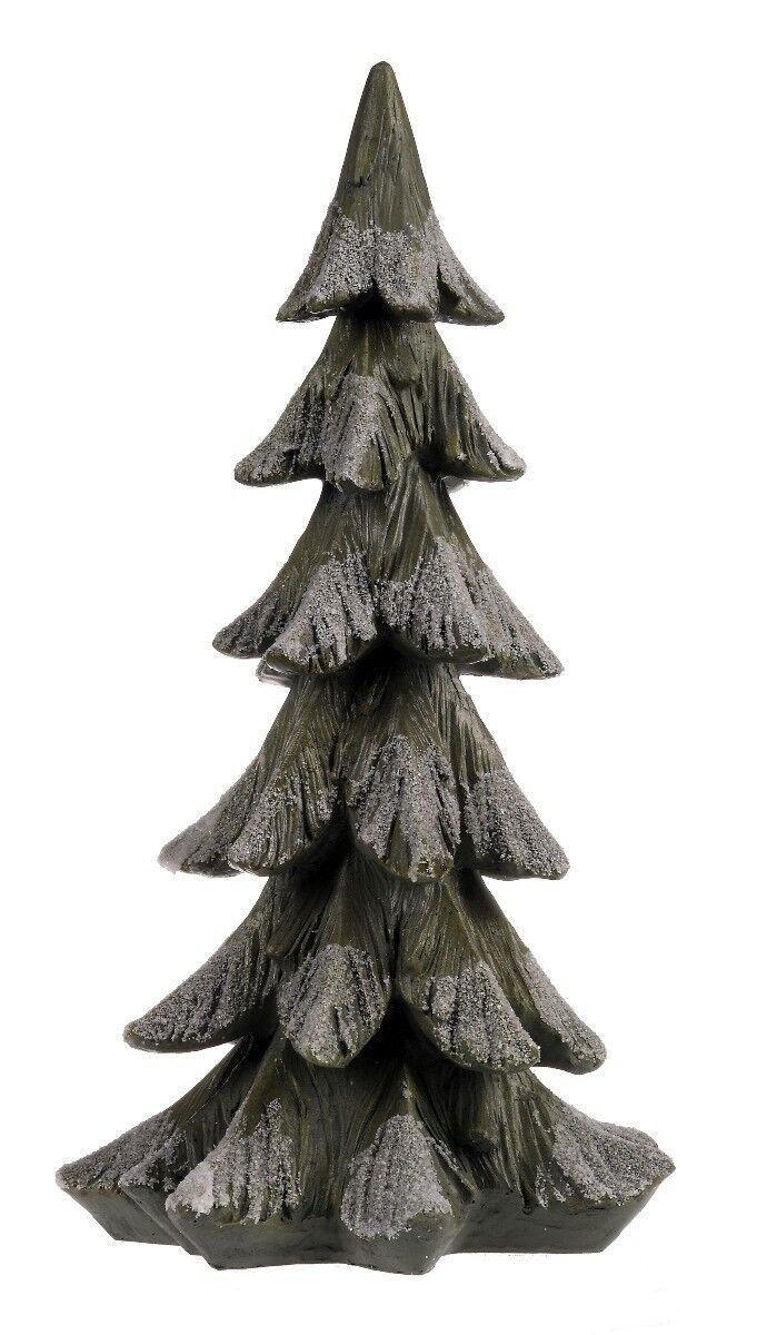 Zielona choinka Anton Tree 21x19x38cm