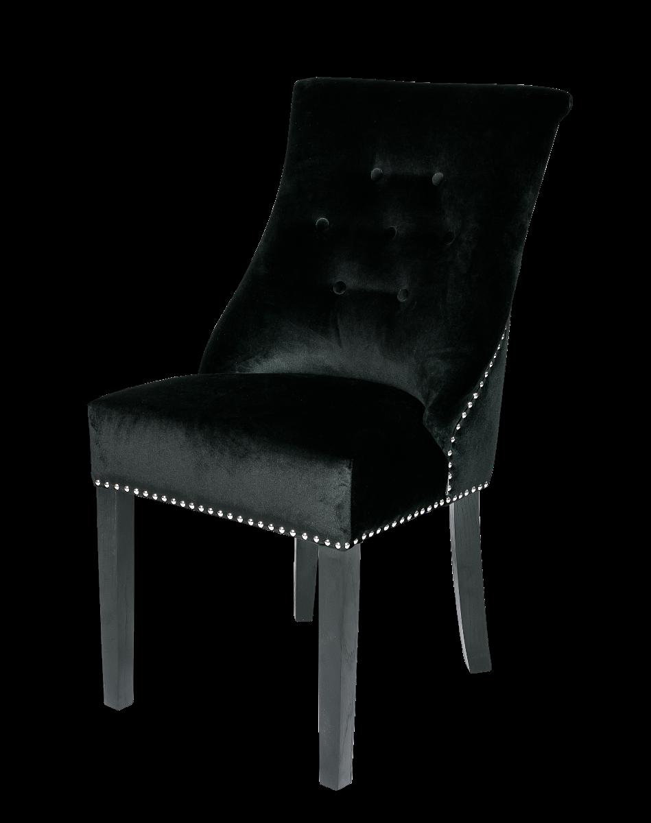 Krzesło Minney z kołatką 50x60x96cm