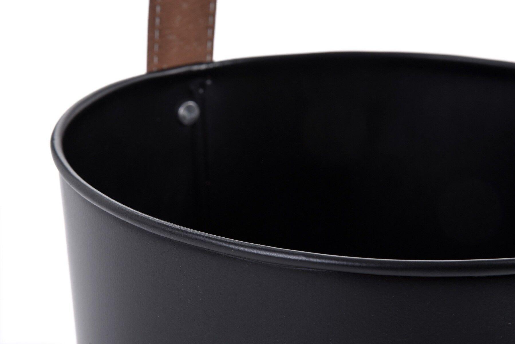 Pojemnik na popiół i drewno Ardent 22x22x24cm