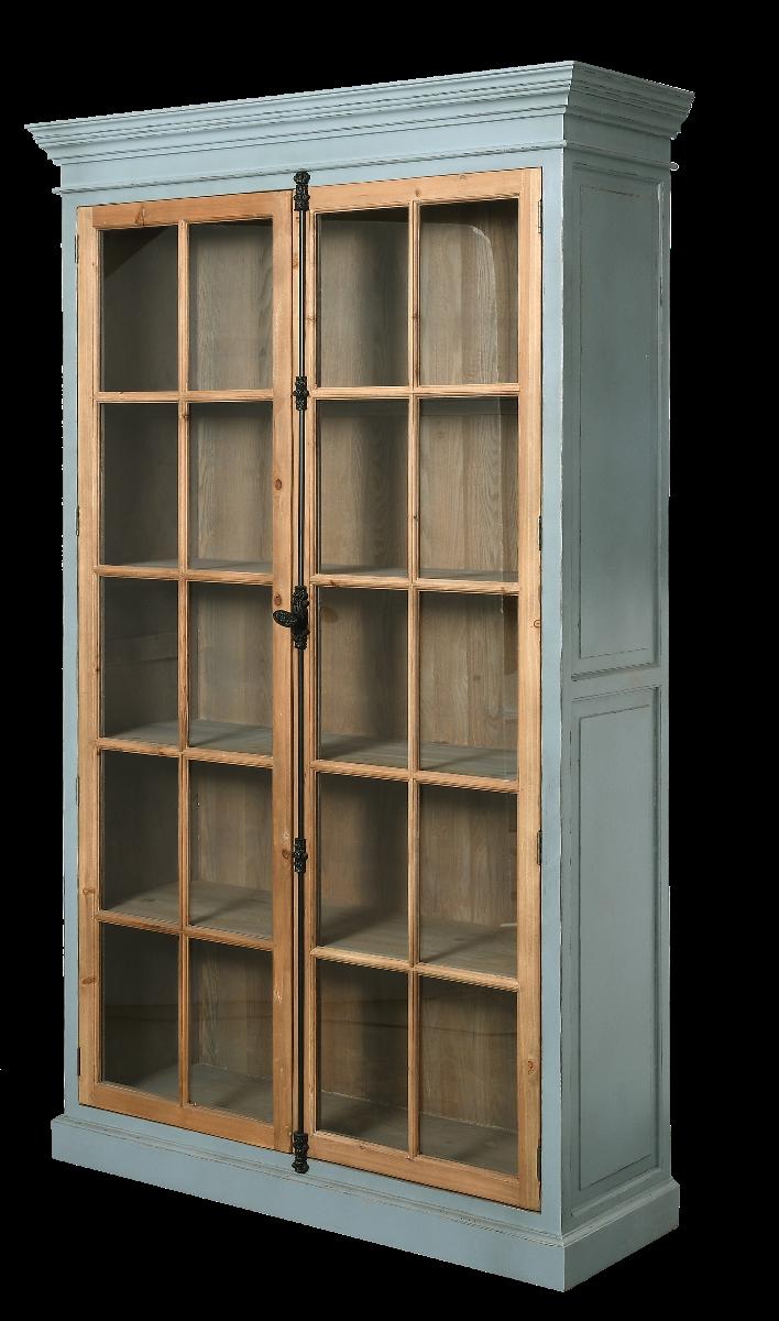 Witryna French Room 138x48x233cm