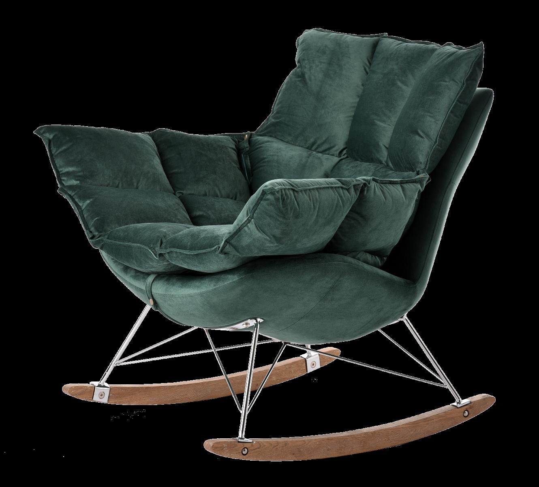 Fotel bujany Lieslie 90x102x85 cm