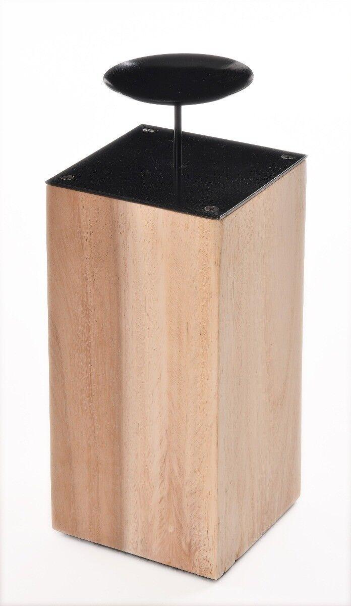 Świecznik Natural Secret 13x13x22cm