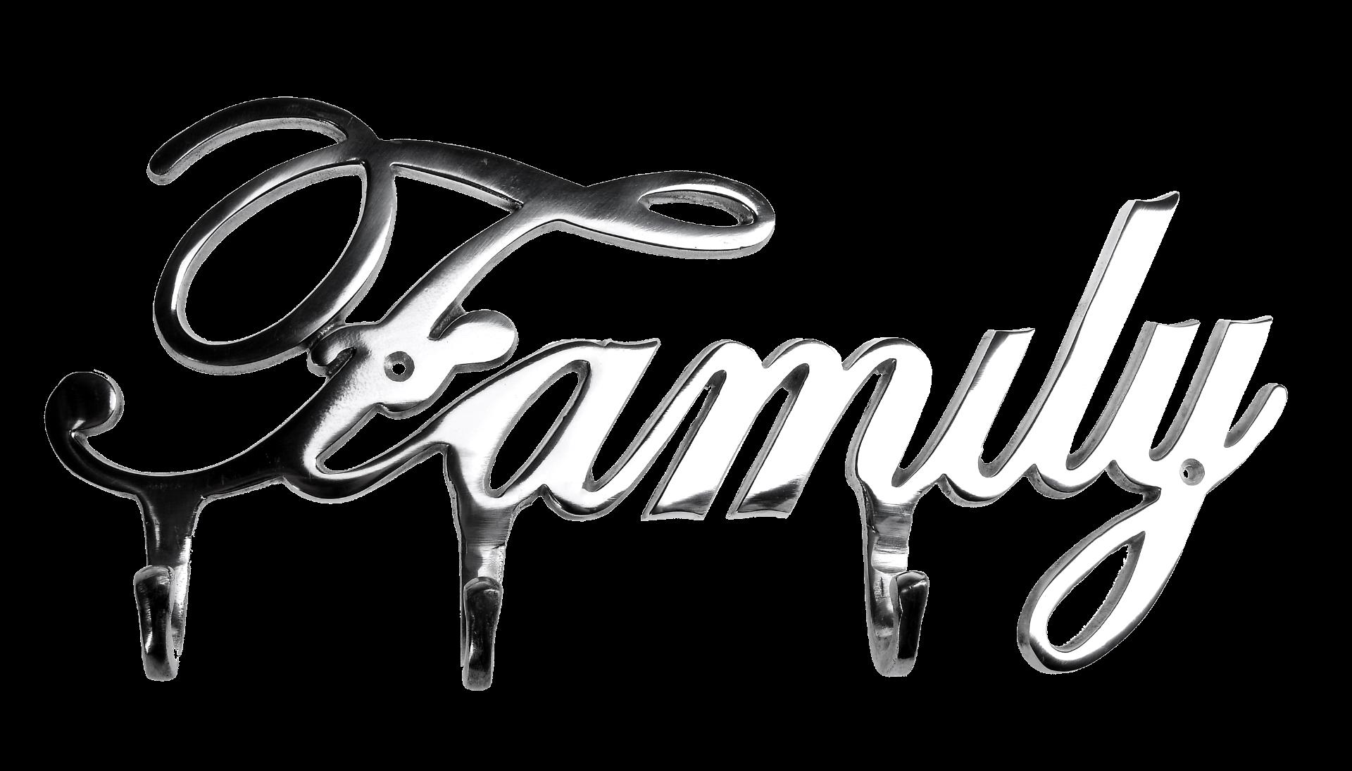 Wieszak Family Uptown 36x3,5x16cm