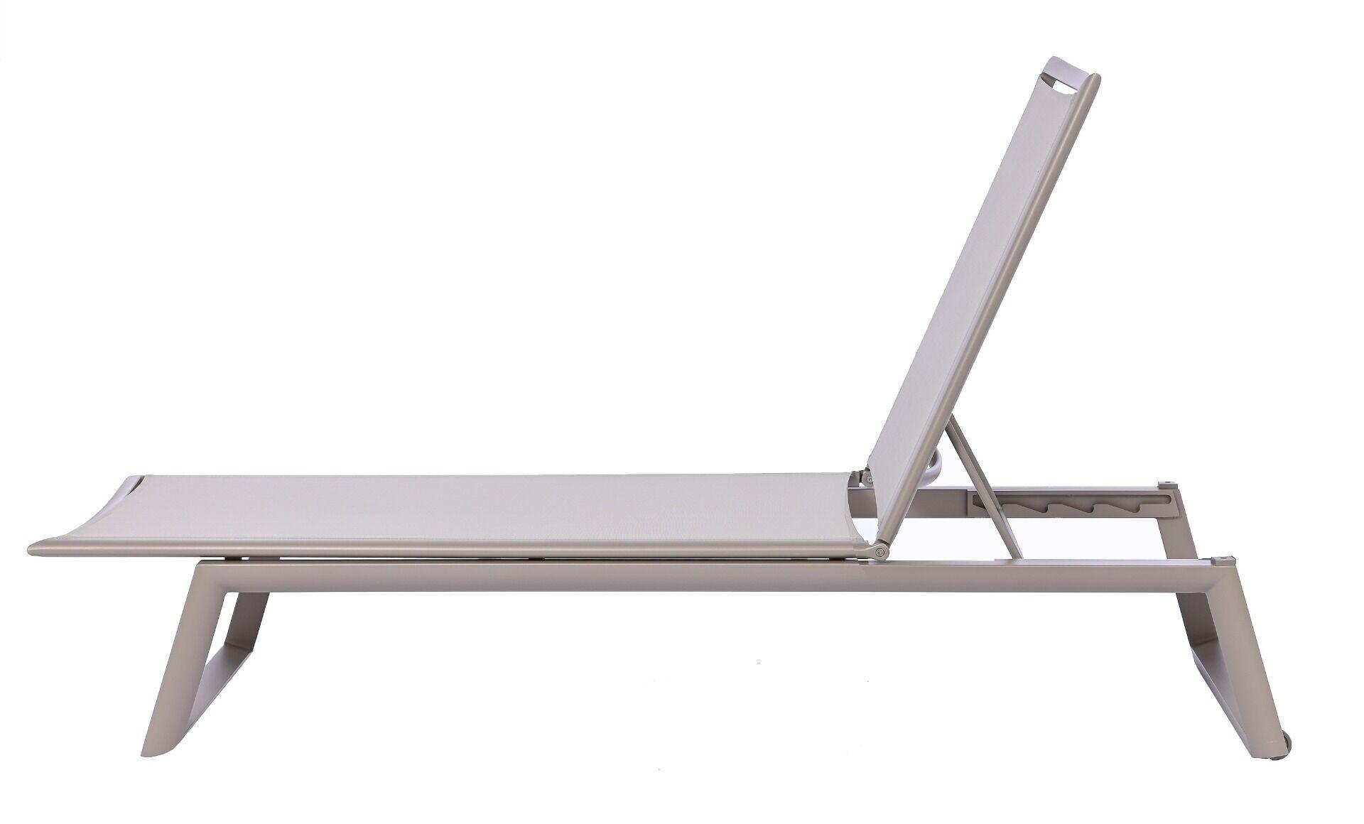 Leżak Andaluzja 202x65x33 cm