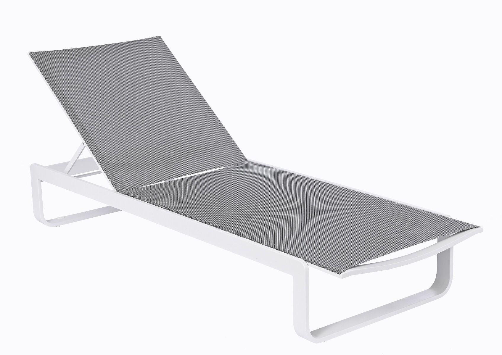 Leżak Ibiza 199x69x30cm