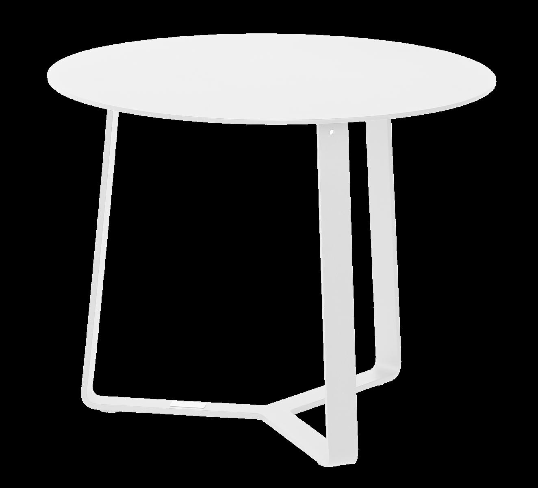 Stolik boczny Lisbon śr.44x35cm