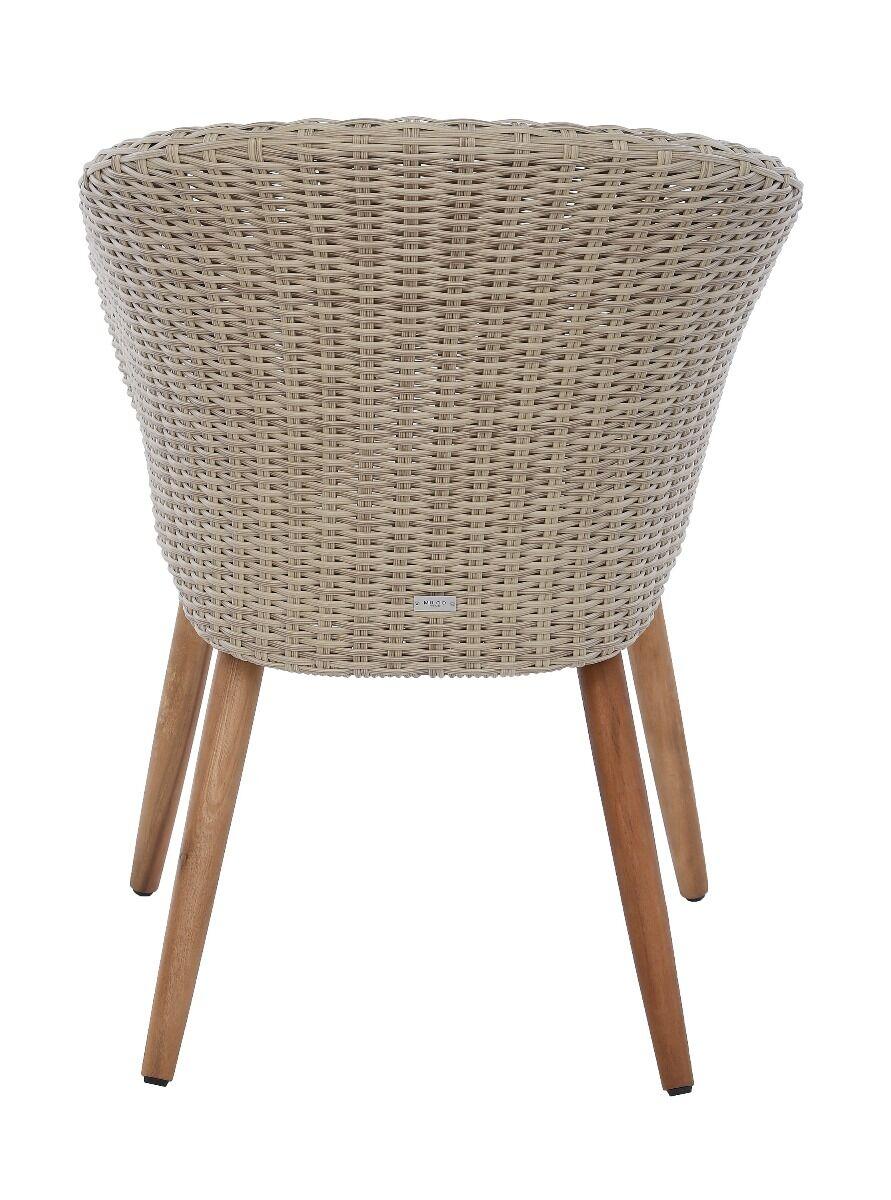 Krzesło ogrodowe Tamara 59x61x88cm