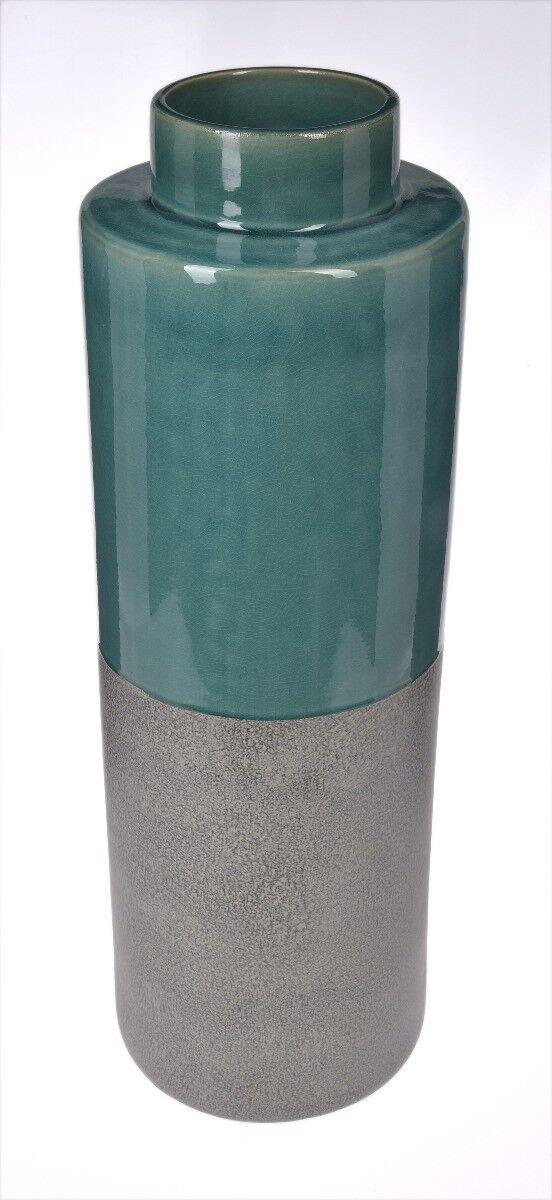 Wazon Azul Raw 17x17x52 cm