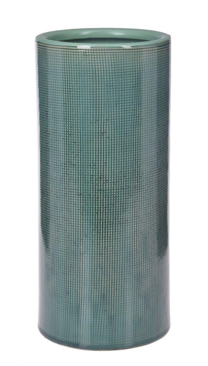 Wazon Azul 10x10x23 cm