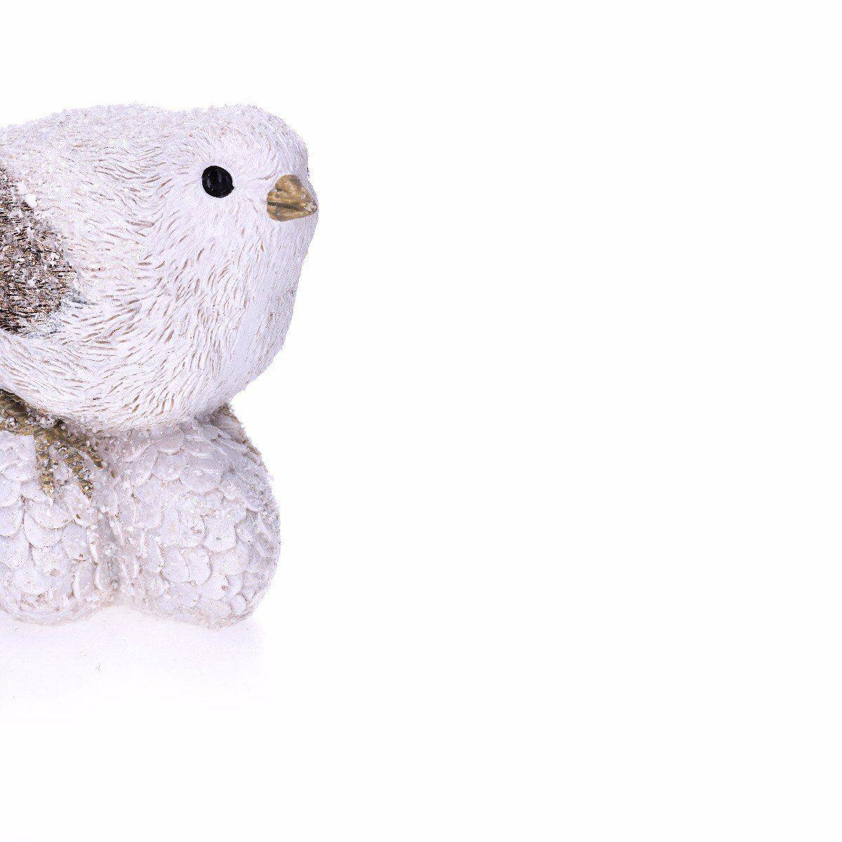 Figurka ptaszek Resin 13x7x10cm