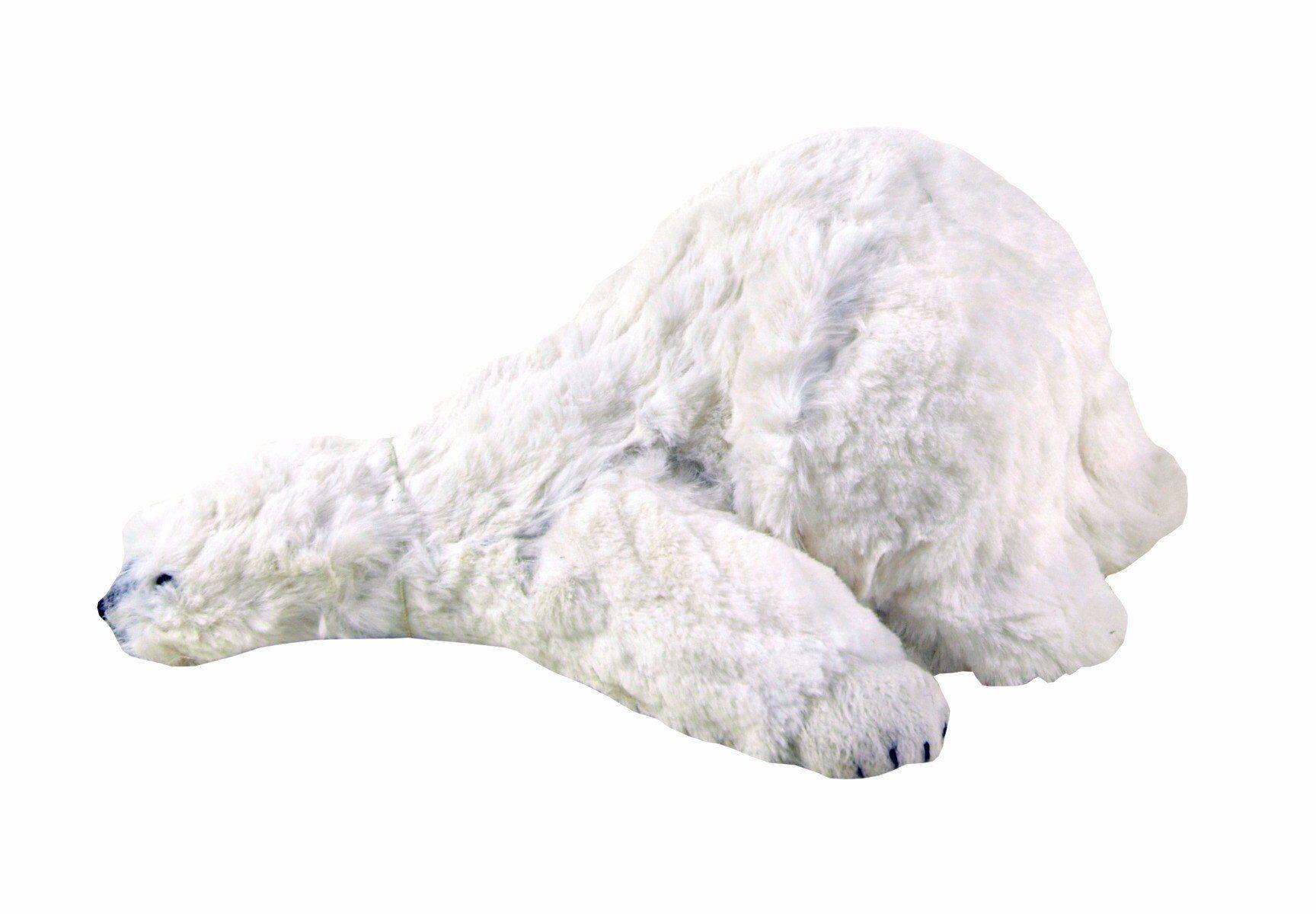 Figurka niedźwiedź leżący 28x24x13cm