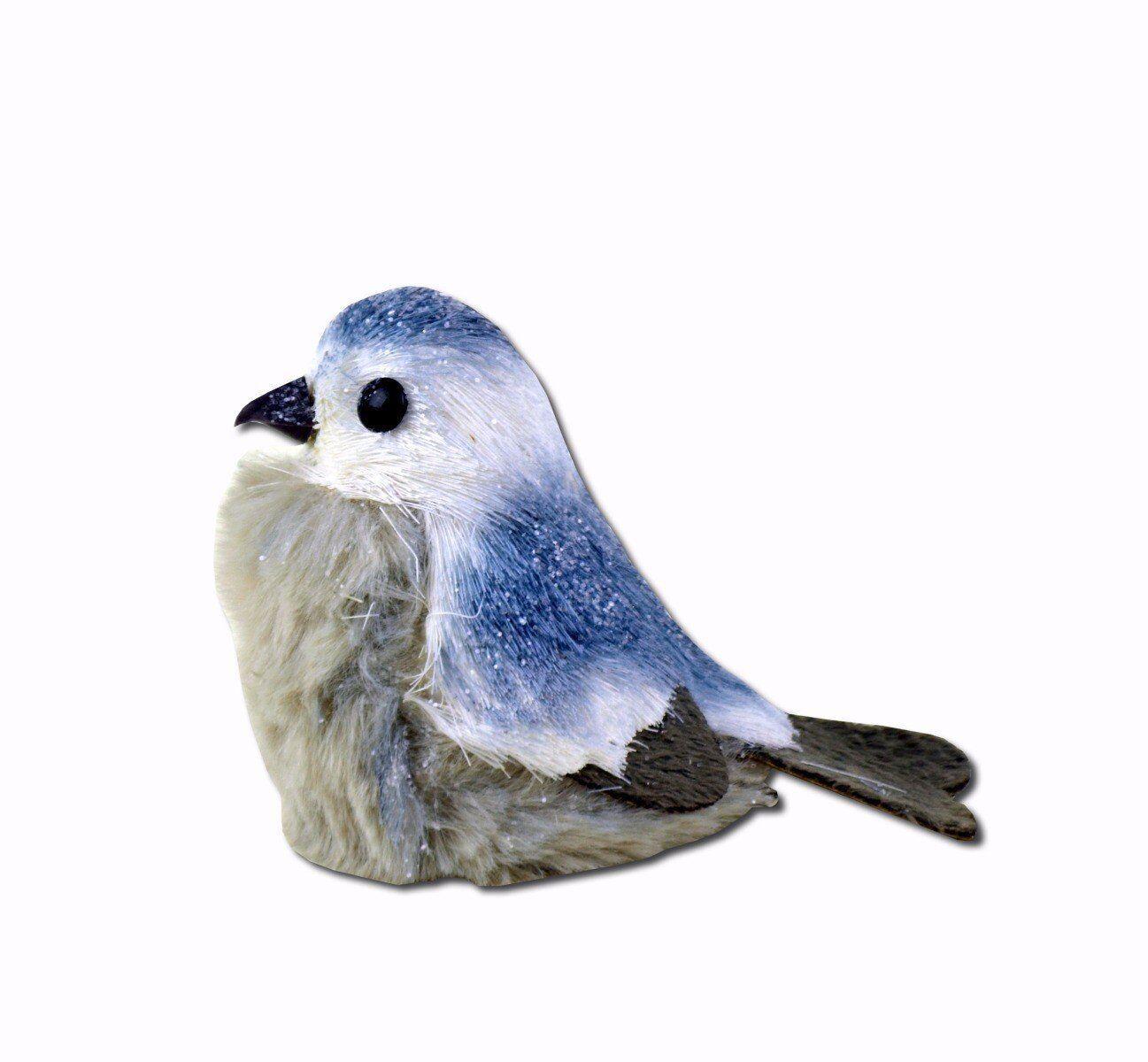 Ptaszek dekoracyjny 10x6x8cm