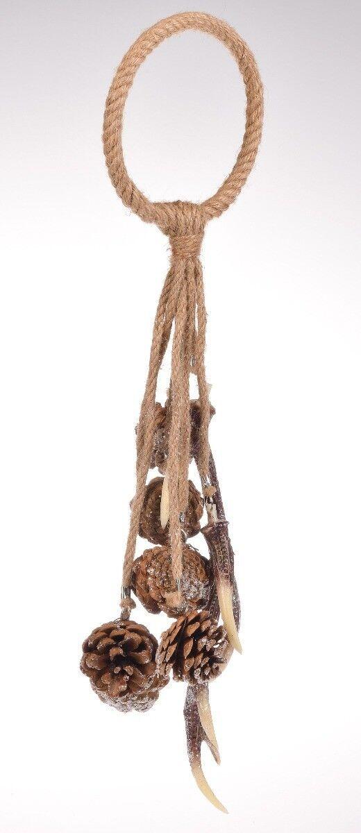 Zawieszka Forest Szyszki 52cm