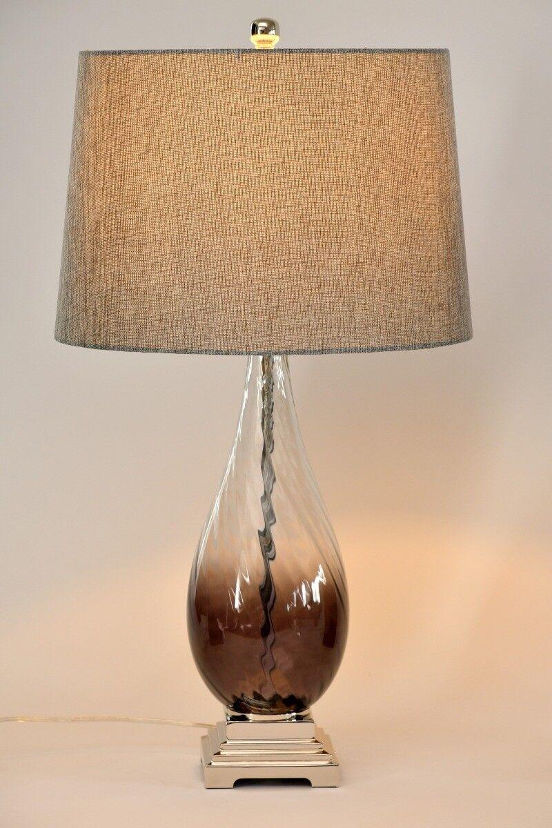 Lampa stołowa Rubio H74 cm