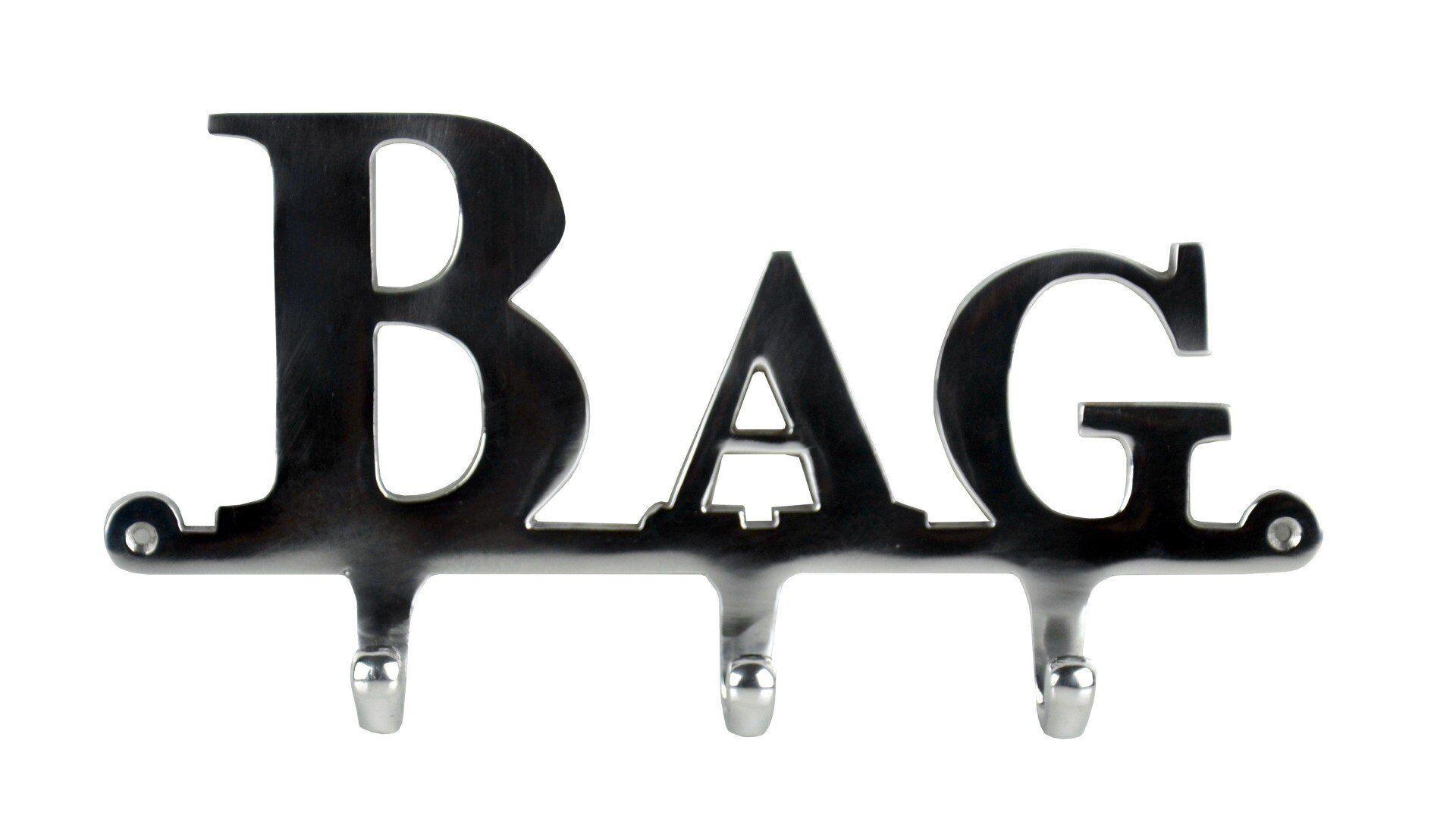 Wieszak 3 haczyki Bag 30x4x12cm