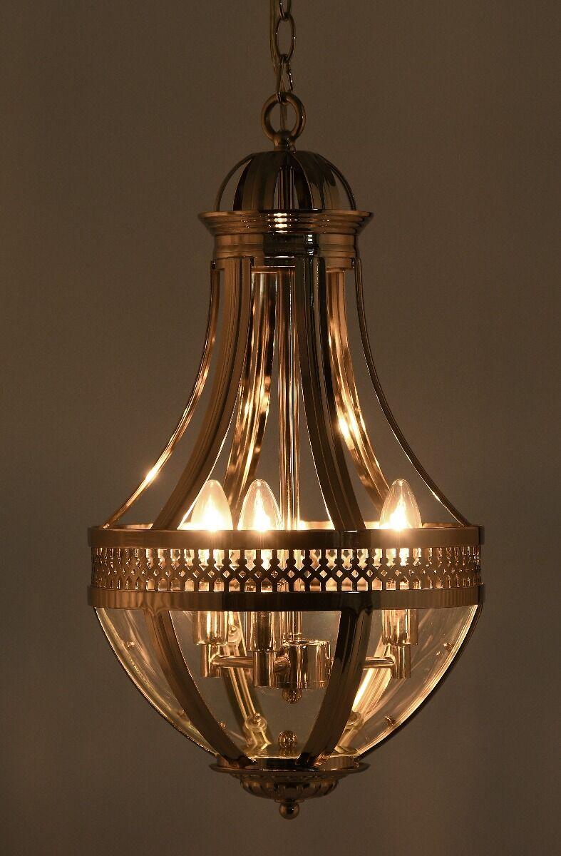 Lampa wisząca Equestic 31x43x65cm