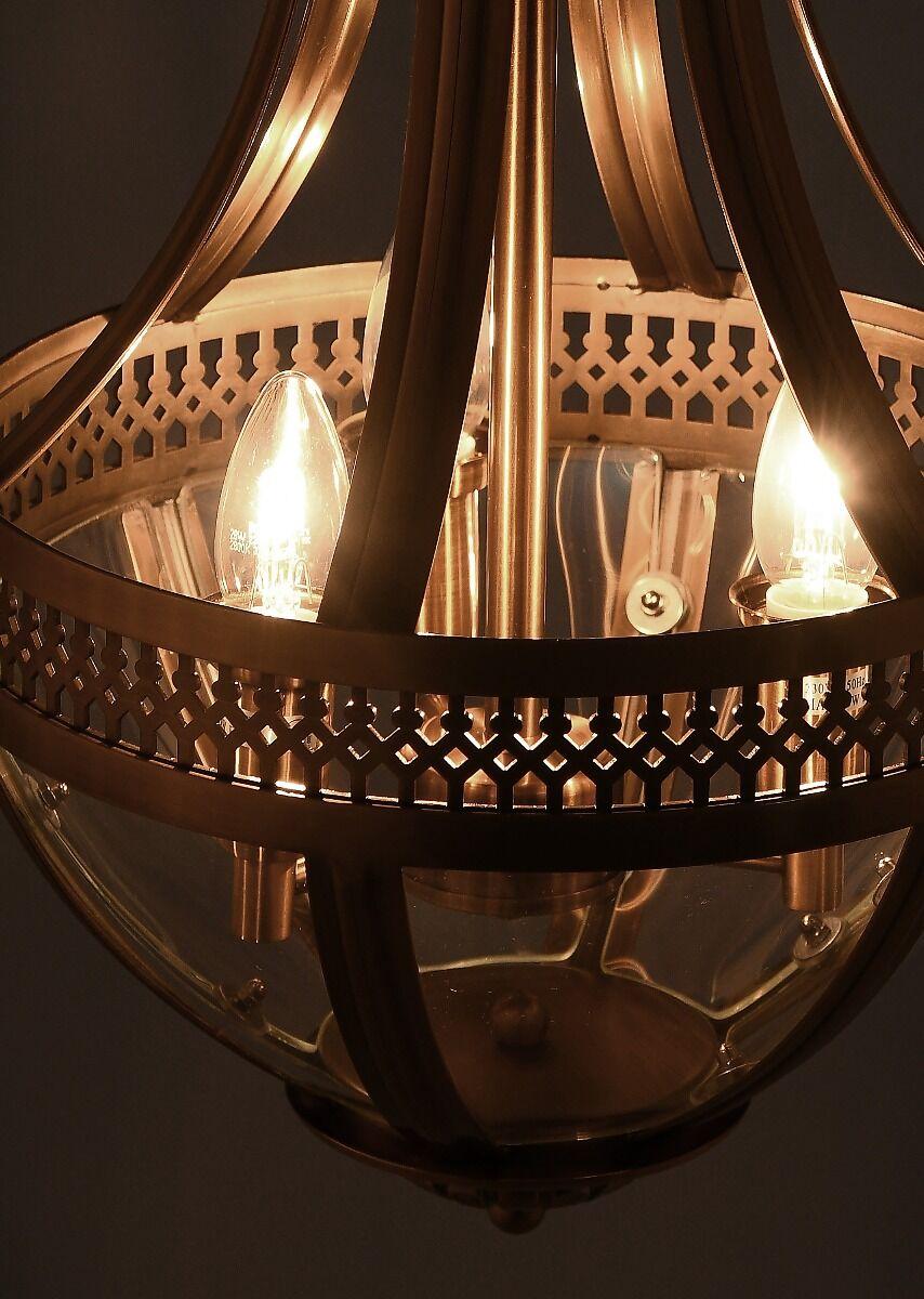 Lampa wisząca Equestic 31x43x65 cm