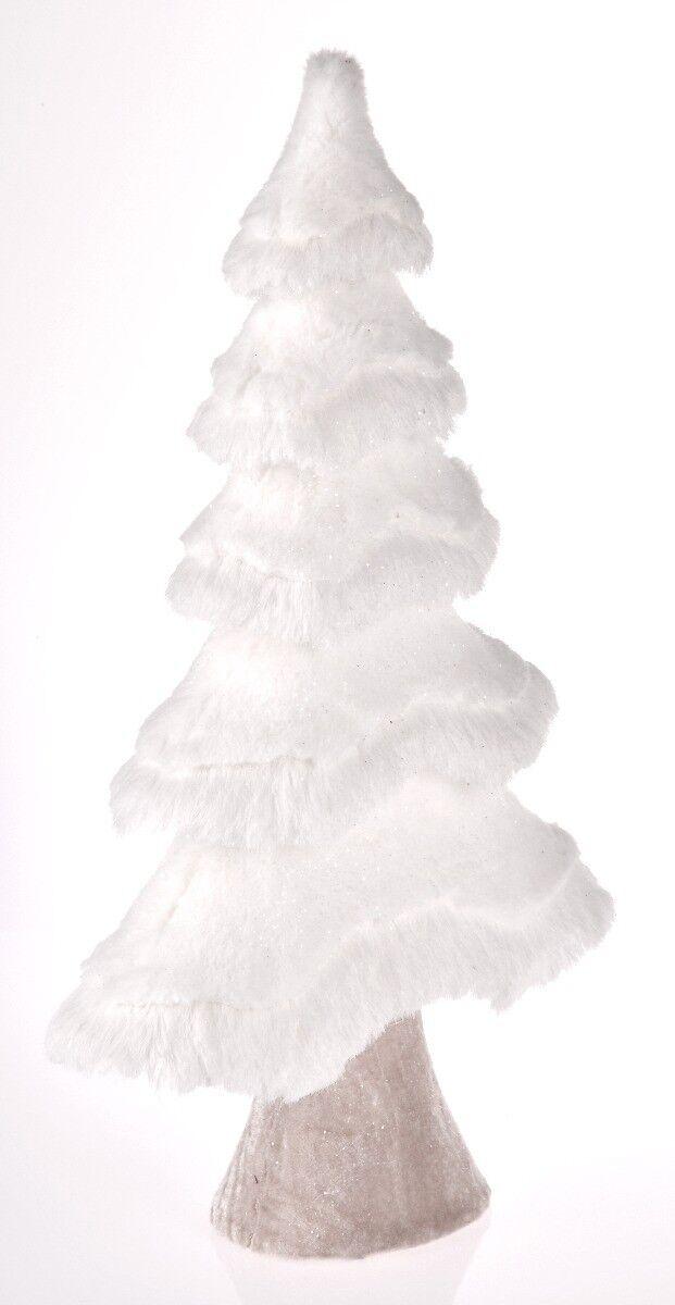 Choinka White Forest 37x15x61 cm