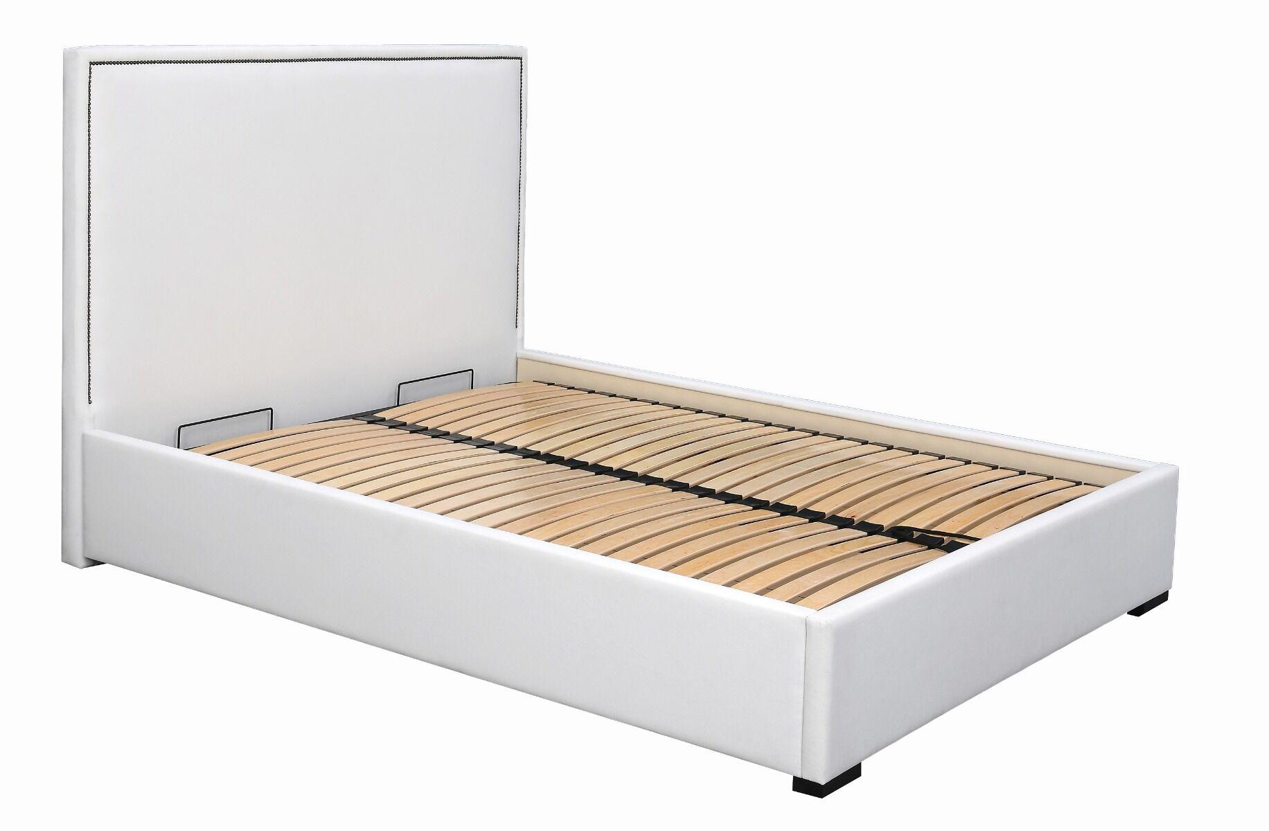 Łóżko Mallister z pojemnikiem na pościel 178x224x125 cm