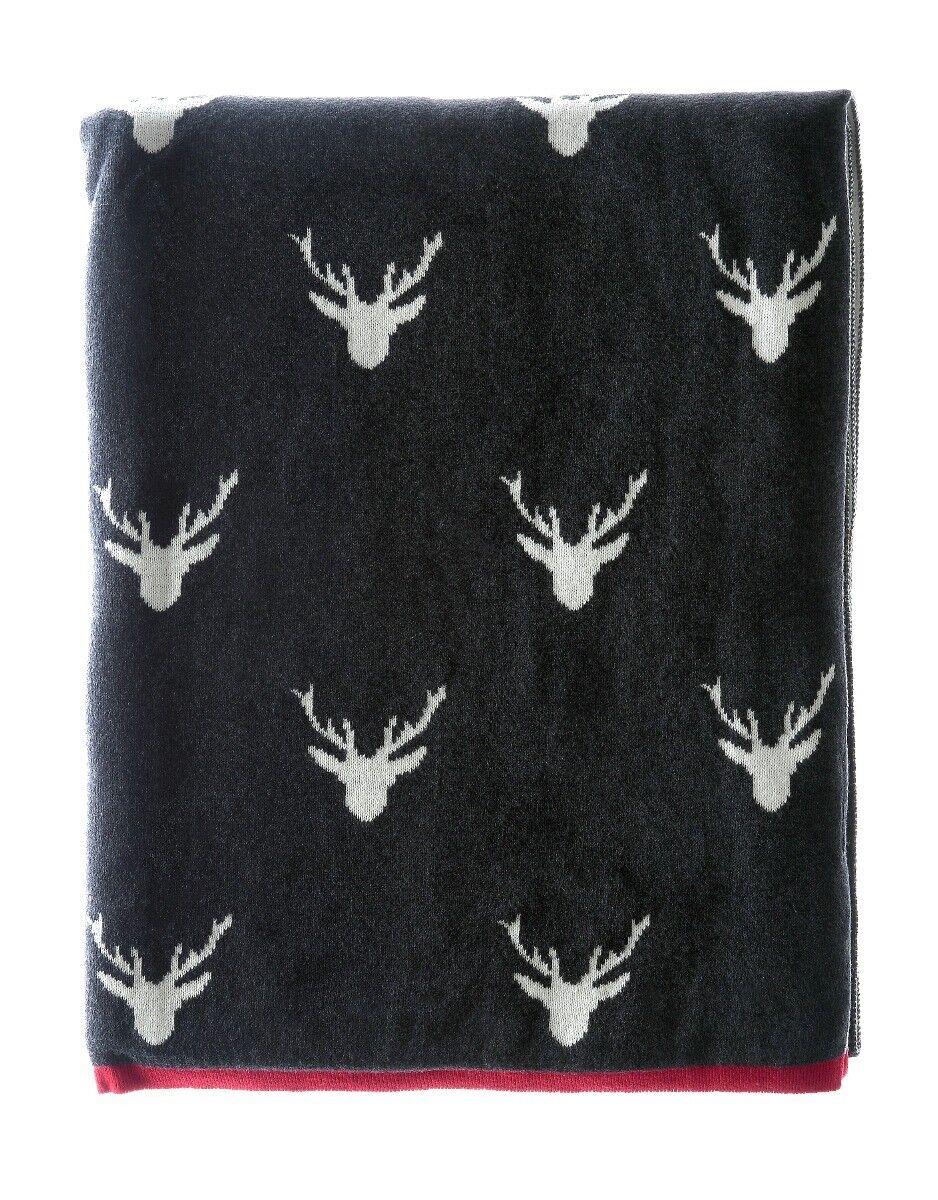 Koc Blue Elk 130x170 cm