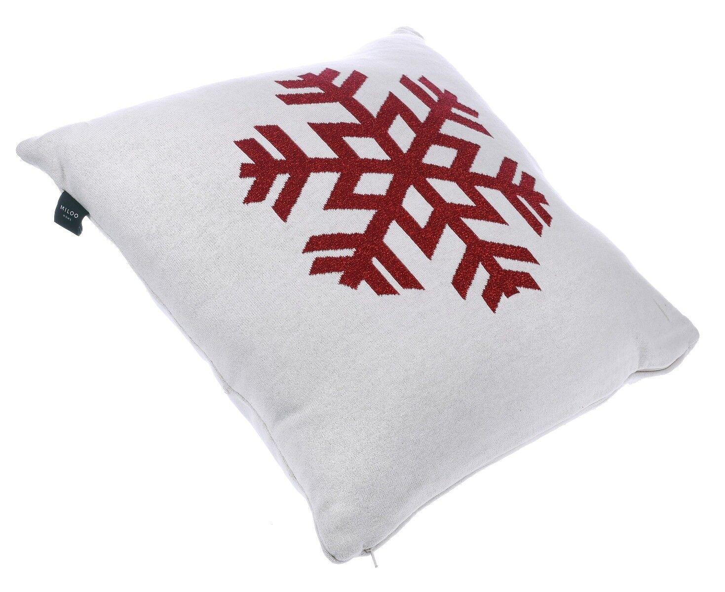 Poduszka Snow 50x50 cm