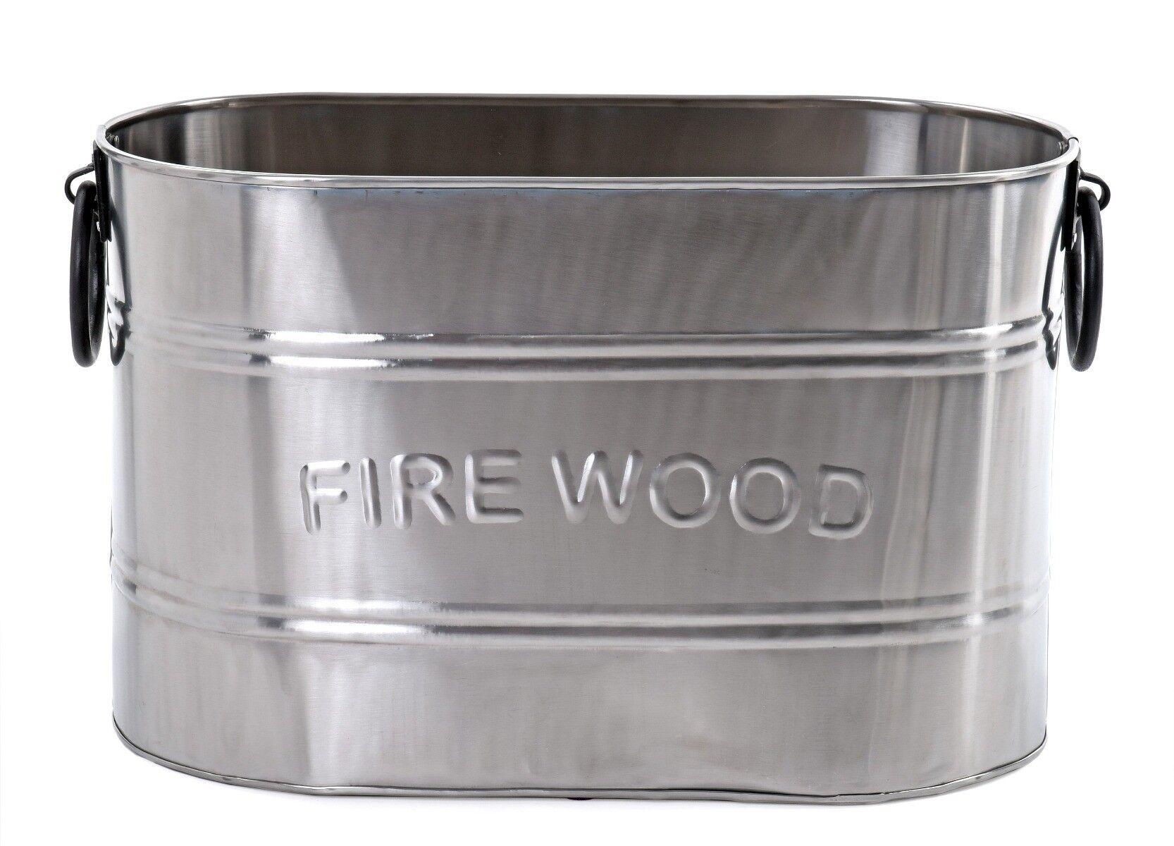 Pojemnik na drewno Ardent 51x29x32 cm