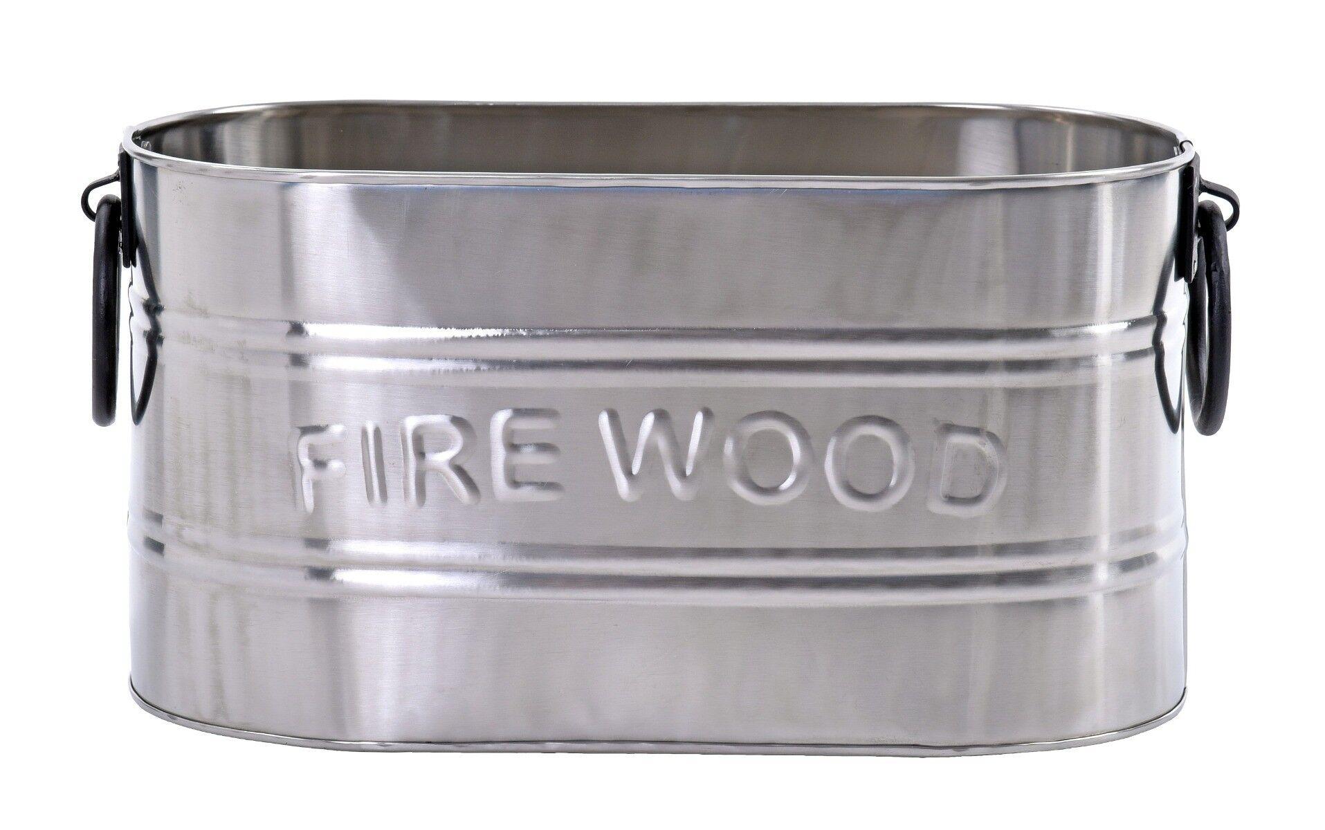 Pojemnik na drewno Ardent 45x26x24 cm