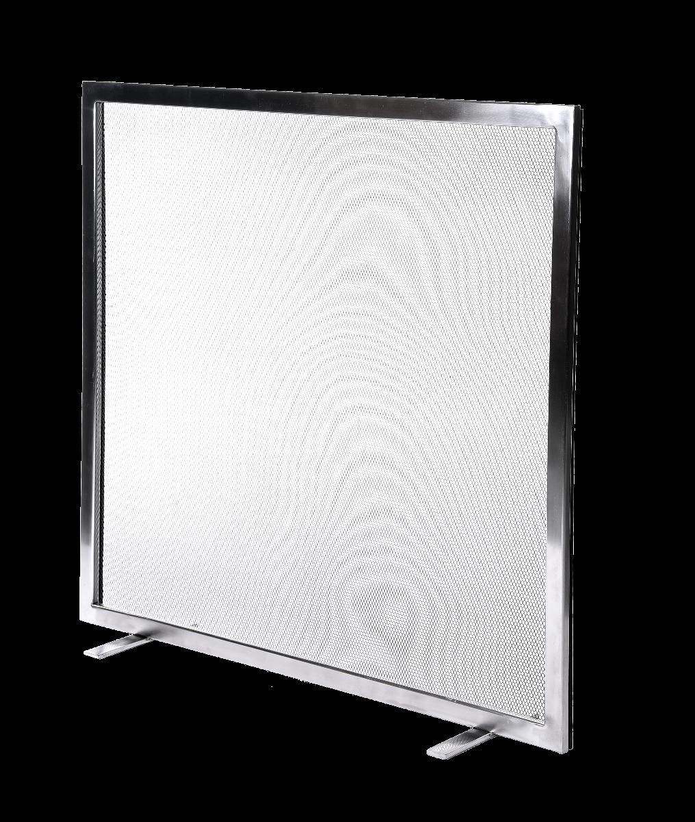 Parawan kominkowy Ardent 66x10x76 cm