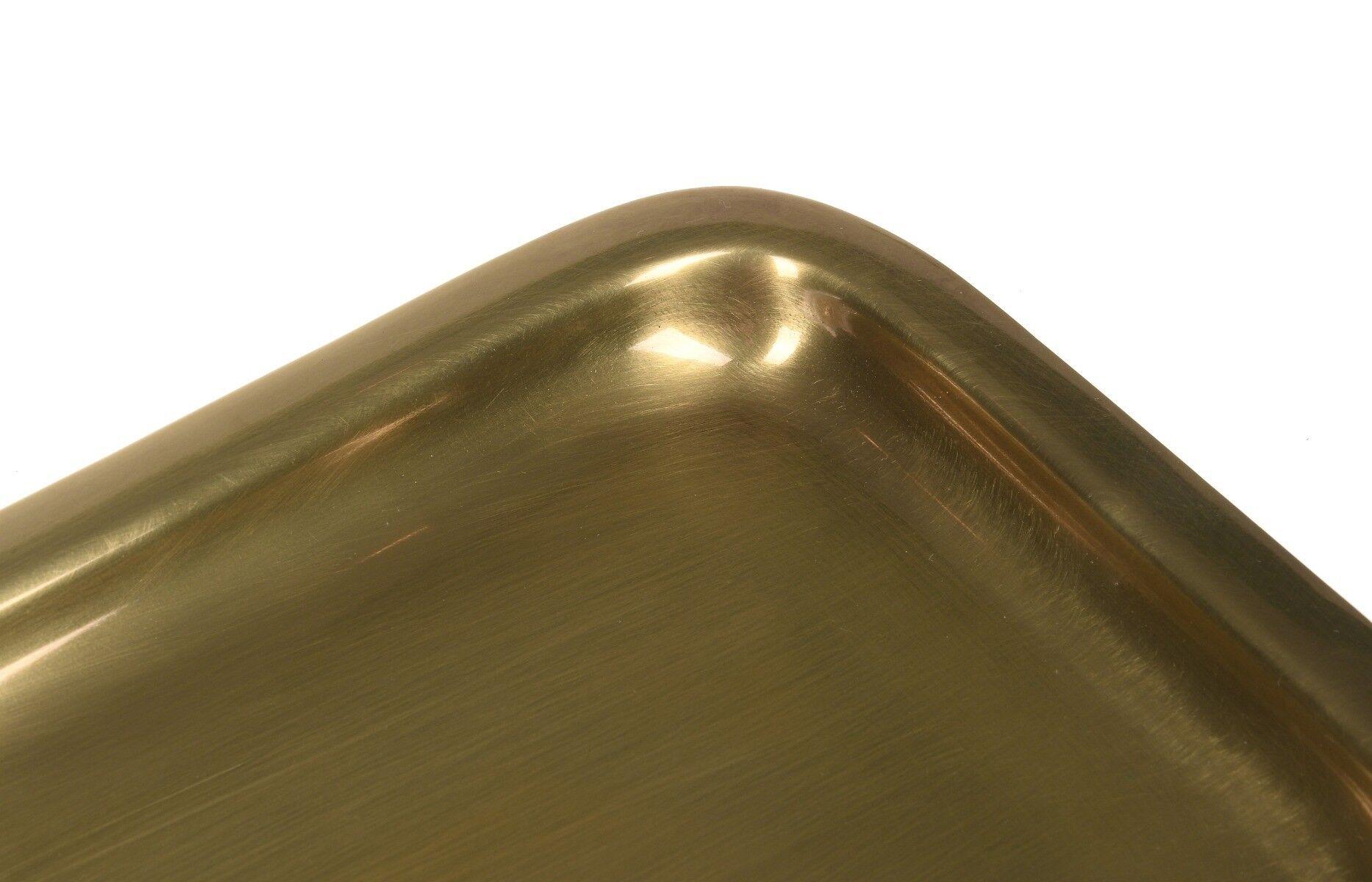 Taca Florance Brass 30x15x1 cm