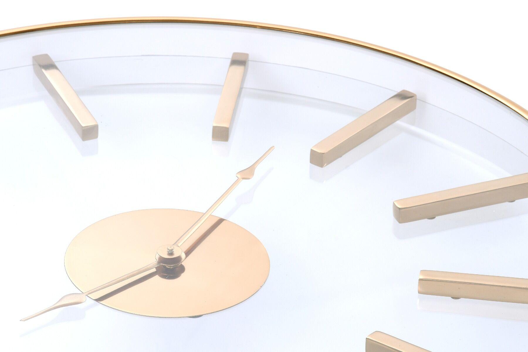 Zegar ścienny Tom 60x60x7 cm