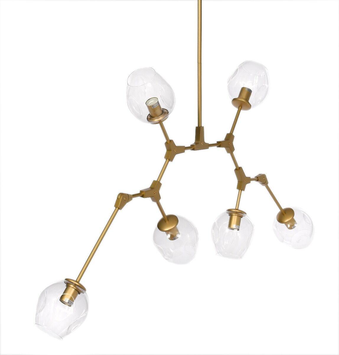 Lampa wisząca Twig 160x46 cm