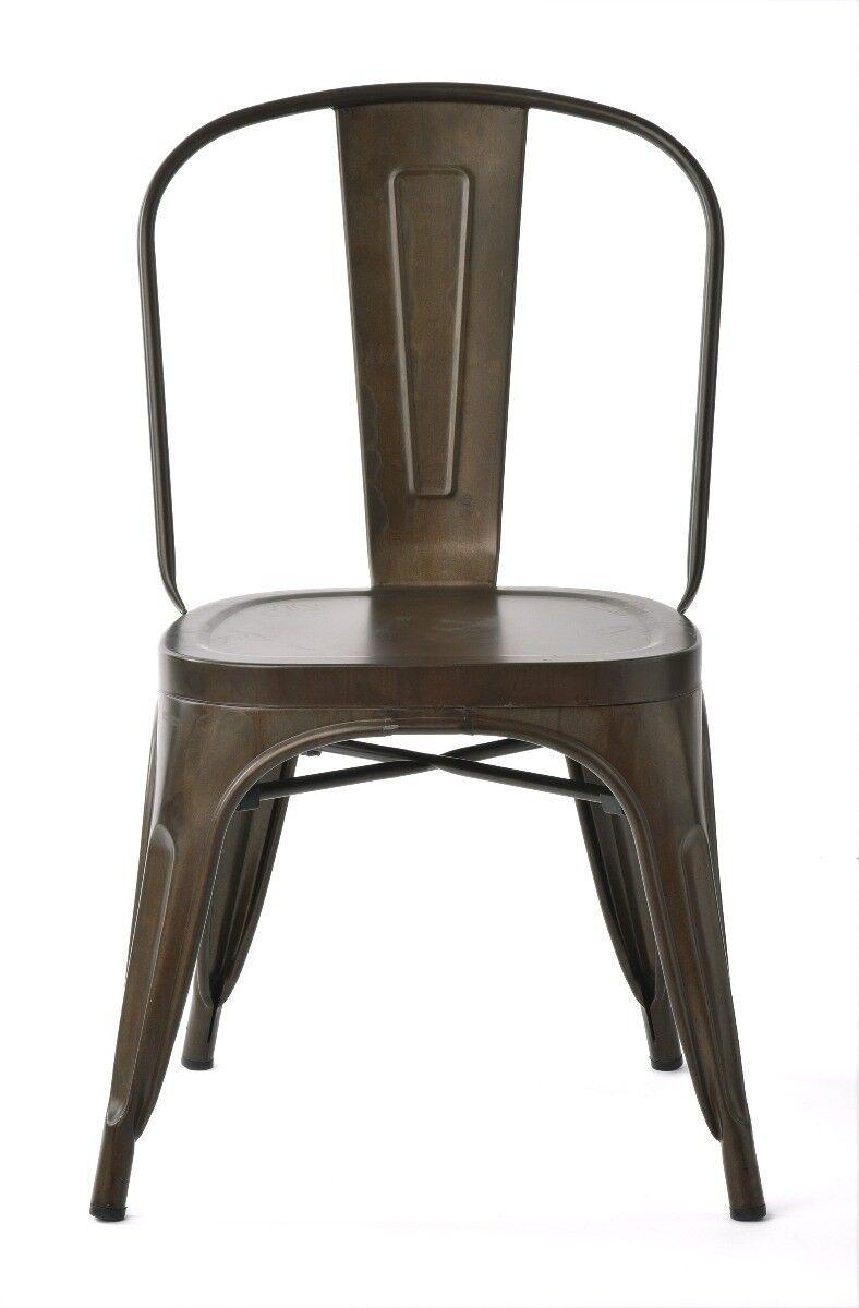 Krzesło Loft 54x53x130 cm