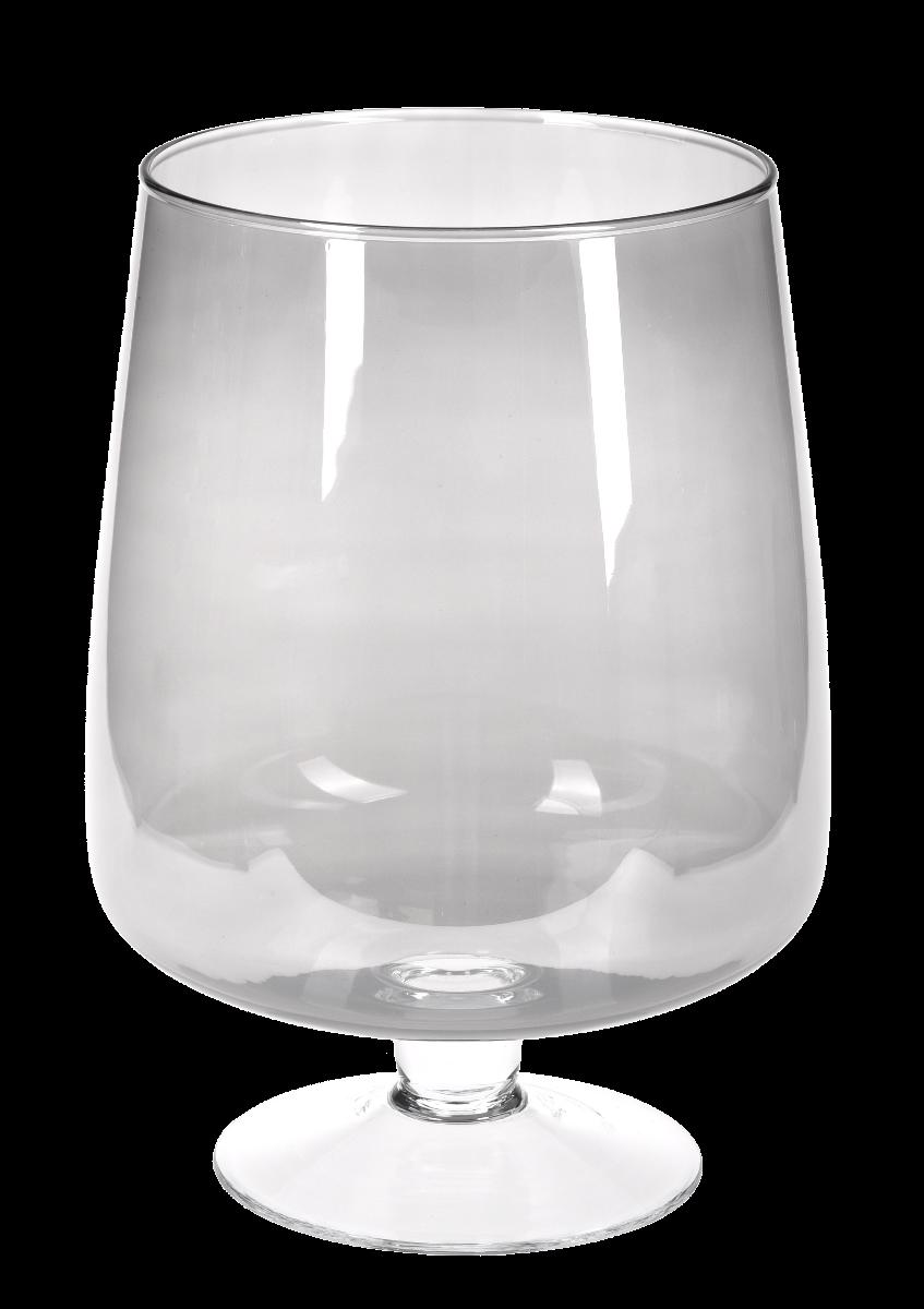 Świecznik Pure Smoky 24x24x33 cm