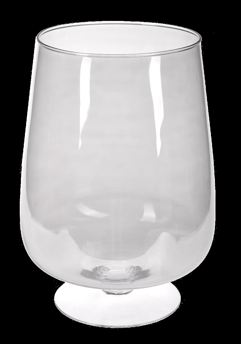 Świecznik Pure Smoky 29x29x39 cm