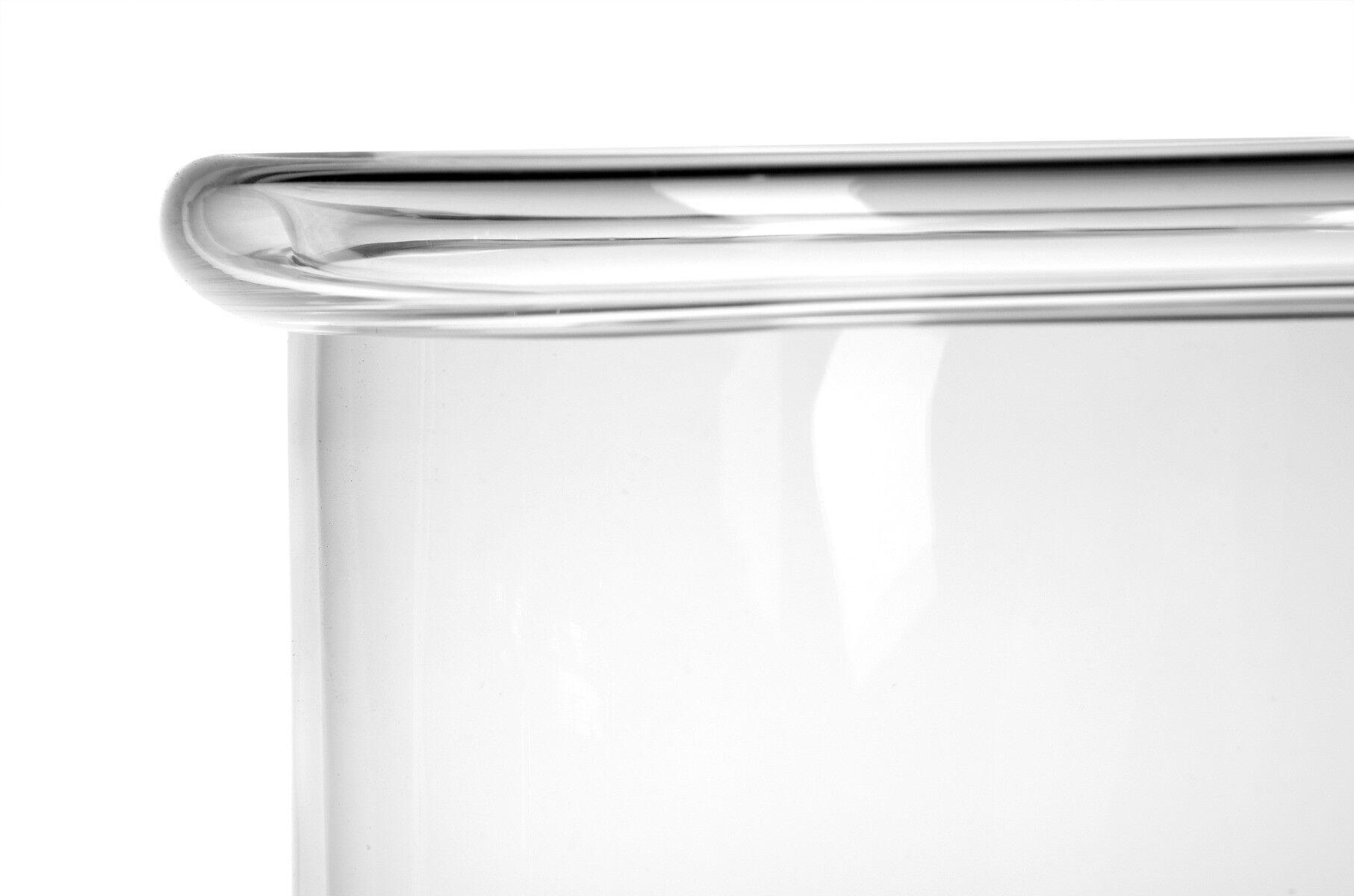Świecznik Pure Lip 20x20x36 cm