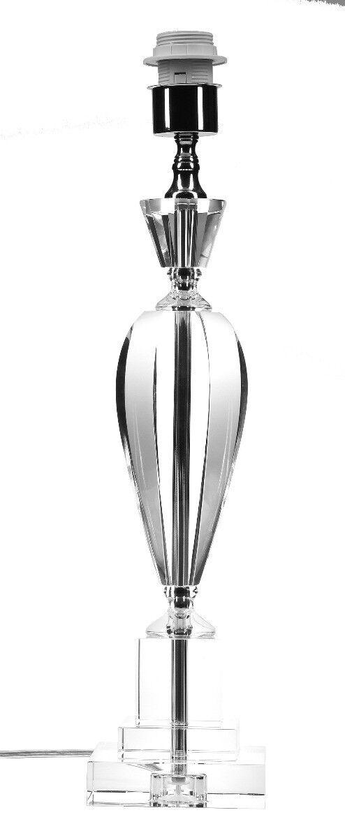 Podstawa lampy Crystal Classic 12x12x52 cm