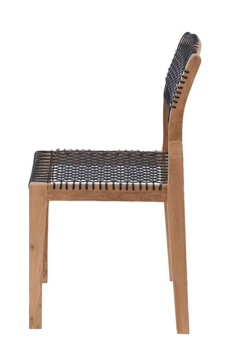 Krzesło ogrodowe Tori 53x53x85 cm
