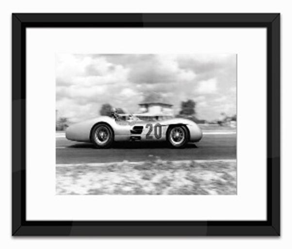 Obraz The Grand Prix IV 34x44 cm