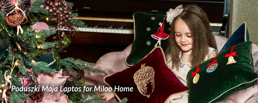 Maja Laptos for Miloo Home