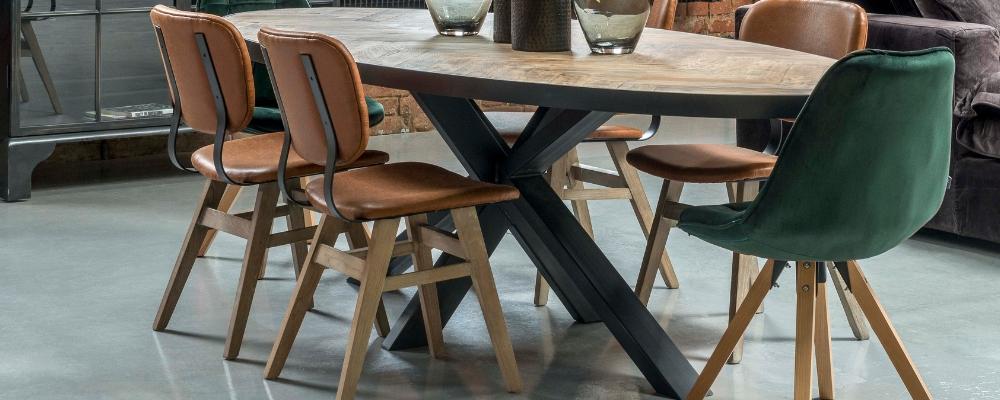 Krzesła i fotele obiadowe